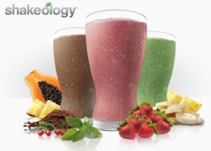Shakeology, The healthiest meal of the day