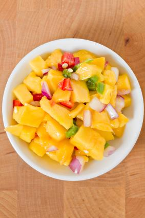 Tropical Mango & Avocado Salad