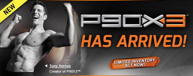 P90X3 Fitness Program - Now Available