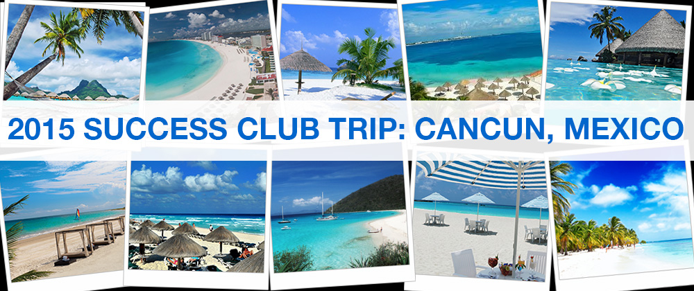 2015 Beachbody Success Club Trip to Cancun, Mexico