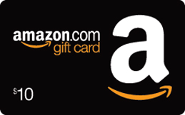 Free $10 Amazon Gift Cards